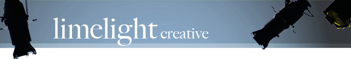 Limelight Creative - Graphic Design, Web Design, Production, Freelancing